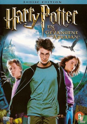 DVD - Harry Potter en de gevangene van Azkaban