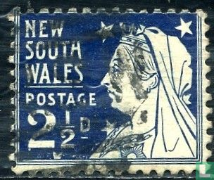 New South Wales - Queen Victoria