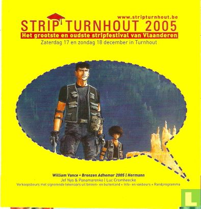 Strip Turnhout 2005 - Afbeelding 1