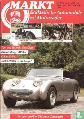 Markt für klassische Automobile und Motorräder 11