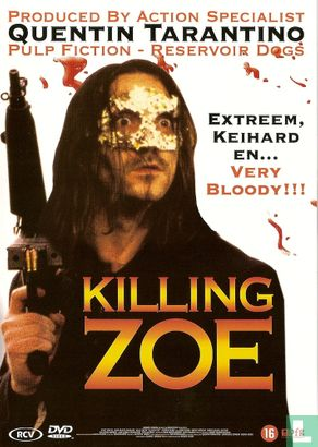 DVD - Killing Zoe