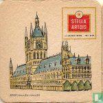 Belgium - Monumenten : Ieper hallen