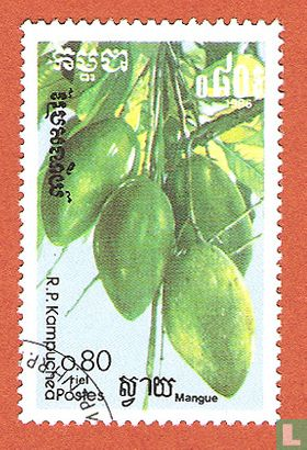 Cambodja - Tropisch fruit