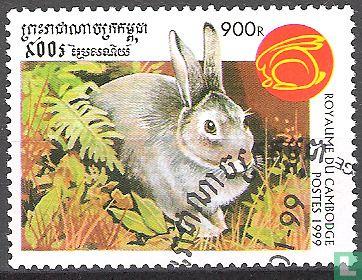 Cambodja - Jaar van het Konijn