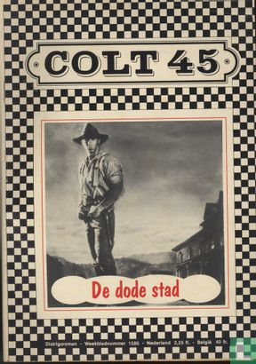 Colt 45 #1586 - Image 1