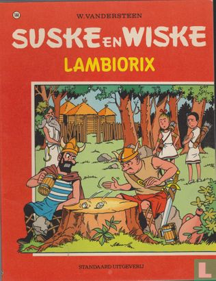 Willy and Wanda (Spike and Suzy, Bob & Bobette, Luke a...) - Lambiorix