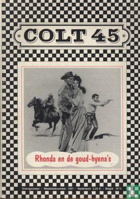 Colt 45 #1567 - Image 1