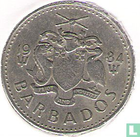 Barbados - Barbados 10 cents 1984