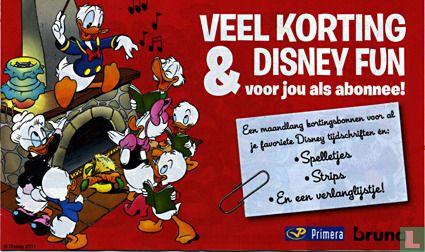 Veel korting & Disney fun voor jou als abonnee! - Image 1