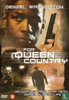 DVD - For Queen and Country