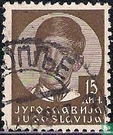 Joegoslavië - Koning Peter II