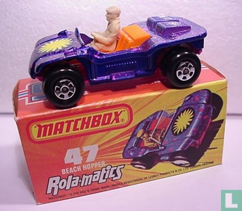 Matchbox (Lesney) - Beach Hopper
