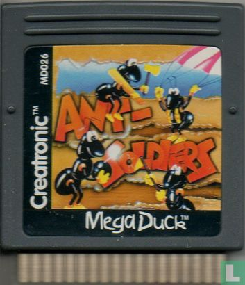 Ant Soldiers - Image 1