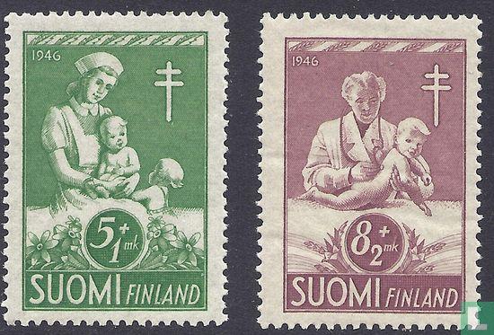 Finland - Tuberculosebestrijding