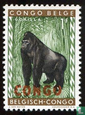 Congo-Kinshasa [COD] (Zaïre) - Animals