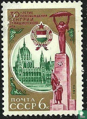 Sovjet-Unie - Hongaarse bevrijding