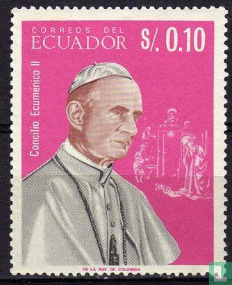 Ecuador - Pope Paul VI