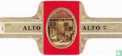 Alto - Peter's woonverblijf in Zaandam