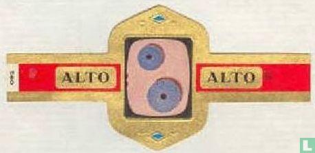 Alto - Ivoren kralen. Ainu ± 800 v. Chr.