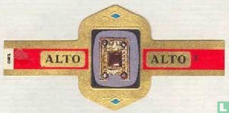 Alto - Gordelbeslag. Sarmatië ± 150 v. Chr.