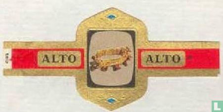 Alto - Hoofdtooisel. Ainu ± 800 v. Chr.
