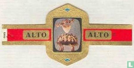 Alto - Hoofdtooi Sumerië ± 3500 v. Chr.