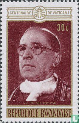 Rwanda - 100e Verjaardag Vaticaans Concilie I