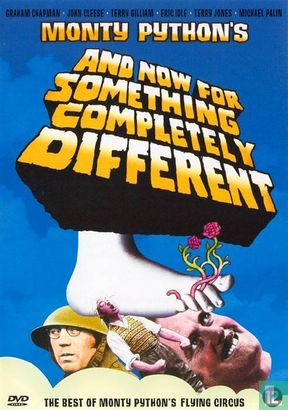 DVD - And Now for Something Completely Different