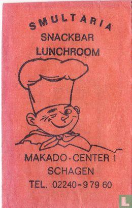Sachet - Smultaria Snackbar Lunchroom Makado Center