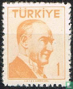 Turquie - Kemal Atatürk