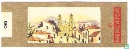 Mercator - Stadspleintje in Midden-Amerika