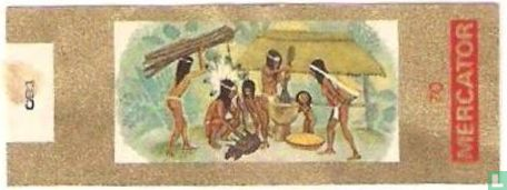 Mercator - Indianendorp in Brazilië
