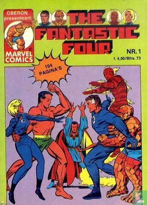 Fantastic Four (Vier verdedigers, De) - The Fantastic Four 1