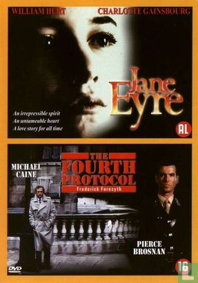 DVD - Jane Eyre + The Fourth Protocol
