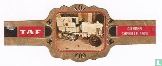 Taf - Citroën Chenille 1923