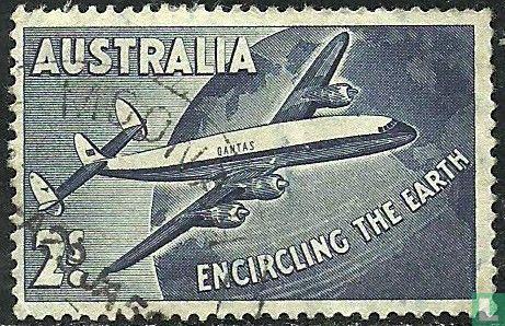 Australie [AUS] - Quantas Airways