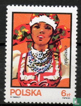 Polen [POL] - Traditionele hoeden