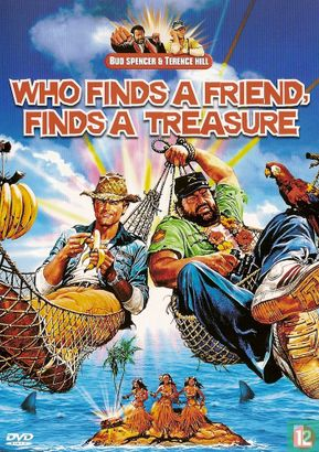 DVD - Who Finds a Friend, Finds a Treasure