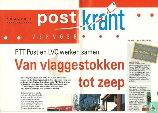 Postvervoerkrant 2 - Image 1
