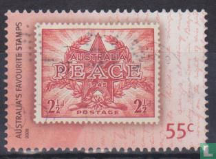 Australia [AUS] - Australian post 200 years