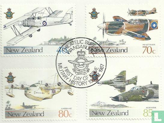 New Zealand - Aircraft