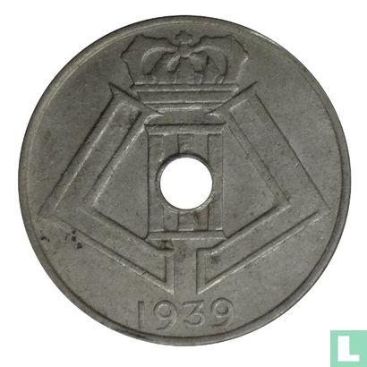België - België 5 centimes 1939 (NLD-FRA)