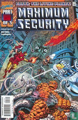 Maximum Security - Maximum Security 2
