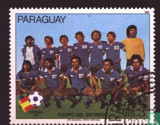 Paraguay - World Cup