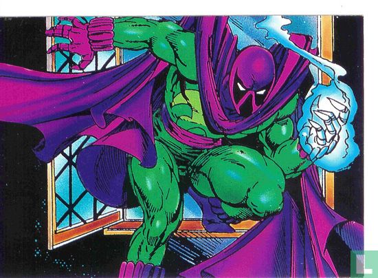 Spider-Man II: 30th Anniversary 1962-1992 - The Prowler