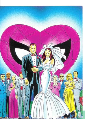 Spider-Man II: 30th Anniversary 1962-1992 - Marriage