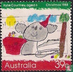 Australië [AUS] - Koala Father Xmas