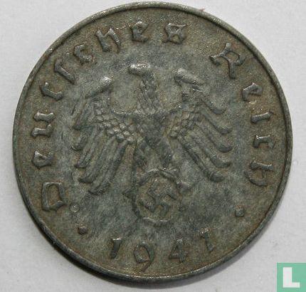Allemagne - Empire allemand 10 reichspfennig 1941 (J)