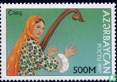 Azerbaijan - Musical Instruments