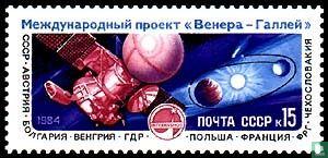Soviet Union - Venus-Halley
